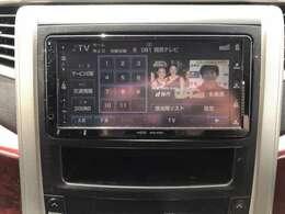 ナビ・TV・Bluetooth付き!!