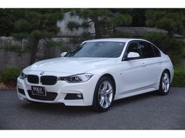 BMW 3シリーズ 320d Mスポーツ ワンオーナー/禁煙車/フルセグ/後モニター