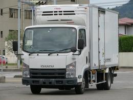 いすゞ エルフ 2t ロング 冷蔵・冷凍車 内寸-長433x幅165x高173