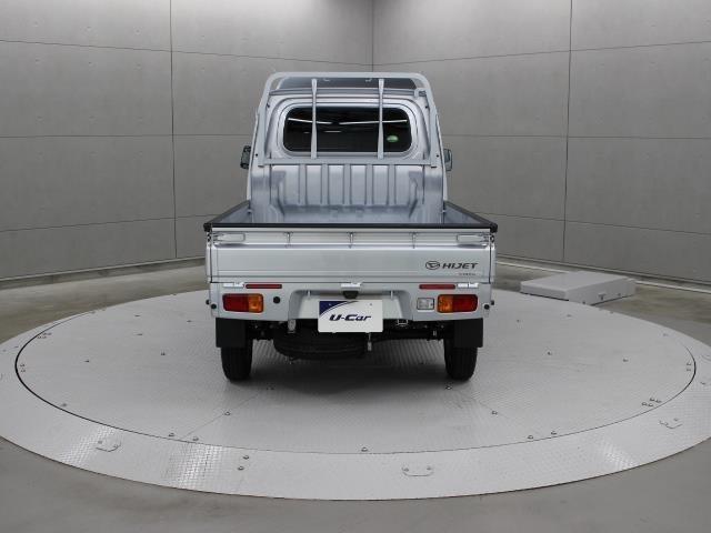 防錆面ではアッパーボディの表面の100%を防錆化し、フレームの防錆鋼板の範囲拡大、3層塗装(カチオン電着塗装・中塗り・表面塗り)が標準化されています。