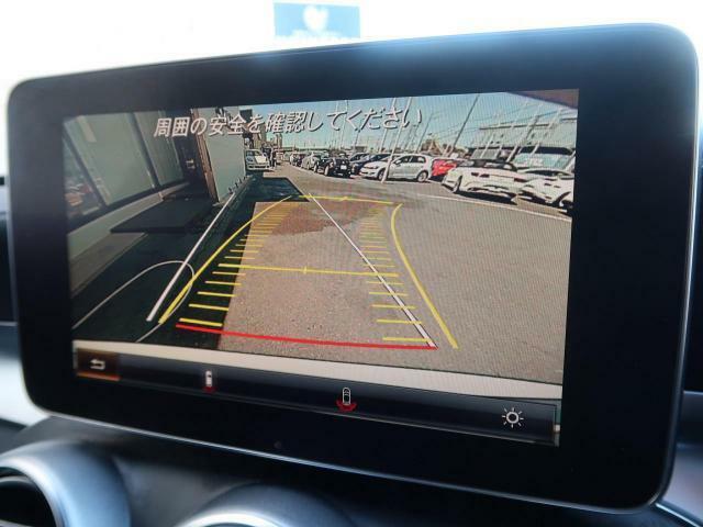 ●カラーバックカメラ(アクティブパーキングアシスト機能付)『車輌後方視野の心配もこれで安心!』