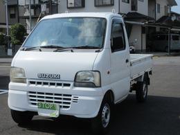 スズキ キャリイ 660 KU(パワーステアリング付) 3方開 4WD 走行58000キロ