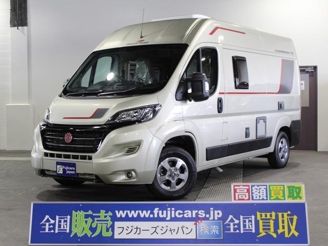 ☆輸入車 新車フィアットデュカト ローラーチームリビングストーンK2 新車即納車☆