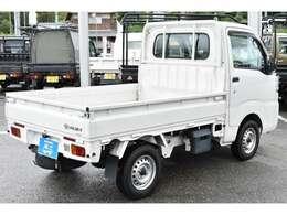 現行型ハイゼットトラックがこの価格は魅力的!