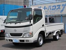 トヨタ ダイナ 1.25t積 平ボデー 2.5ディーゼルターボ フロア5速MT