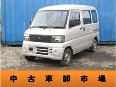 三菱 ミニキャブバン の中古車 660 CD ハイルーフ 4WD 千葉県白井市 0.1万円