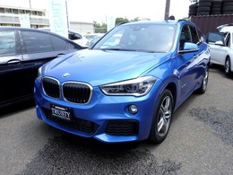 BMW X1 xドライブ 20i Mスポーツ 4WD Dアシスト 電動リアゲート  1年保証
