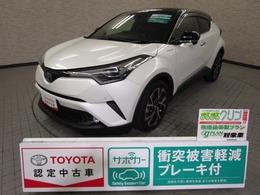 トヨタ C-HR ハイブリッド 1.8 G LED エディション メモリーンナビ ワンセグ バックモニター