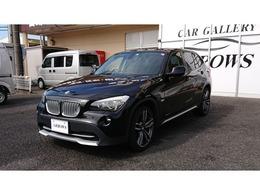 BMW X1 sドライブ 18i 純正ナビ・TV・サンルーフ