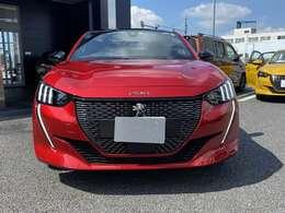 『新型208 GT エリクサーレッド』