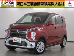 三菱 eKクロス 660 M 4WD サポカーS  認定U-CAR