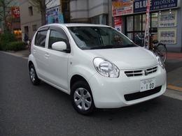 トヨタ パッソ 1.0 X