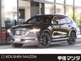 マツダ CX-8 2.5 25S ブラックトーン エディション 360モニター 禁煙 元社用車