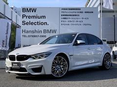 BMW M3セダン の中古車 コンペティション M DCT ドライブロジック 兵庫県神戸市東灘区 888.0万円