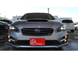 スバル レヴォーグ 1.6 STI スポーツ アイサイト 4WD ナビTVバックカメラ赤黒革アイサイト