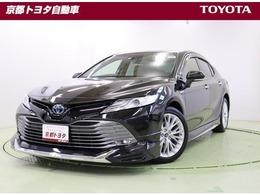 トヨタ カムリ 2.5 G レザーパッケージ モデリスタフルエアロ・本革シート・ETC