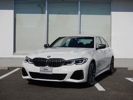 BMW 3シリーズ M340i xドライブ 4WD 黒レザー パーキングアシストプラス