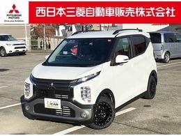 三菱 eKクロス 660 G 禁煙車・先進安全PKG・ルーフレール