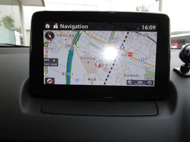 7インチナビ/AMFM/CD/DVD/フルセグTV/Bluetooth&ハンズフリーマイク装備。