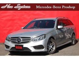 メルセデス・ベンツ Eクラスワゴン E220 ブルーテック アバンギャルド ディーゼルターボ レ-ダ-SF&AMGスポーツPK