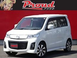 マツダ AZ-ワゴン 660 カスタムスタイル XT /禁煙車/ターボ/社外ナビ/純AW/Pスタート