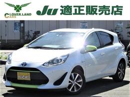 トヨタ アクア 1.5 G ソフトレザーセレクション セ-フティセンス/クルコン/コ-ナ-センサ-