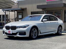 BMW 7シリーズ 740i Mスポーツ ナビ ETC