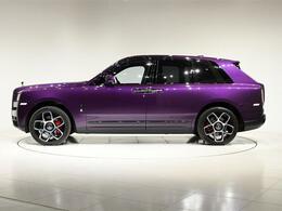 エクステリアカラー「CC Exterior Paint Twilight Purple」トワイライトパープル