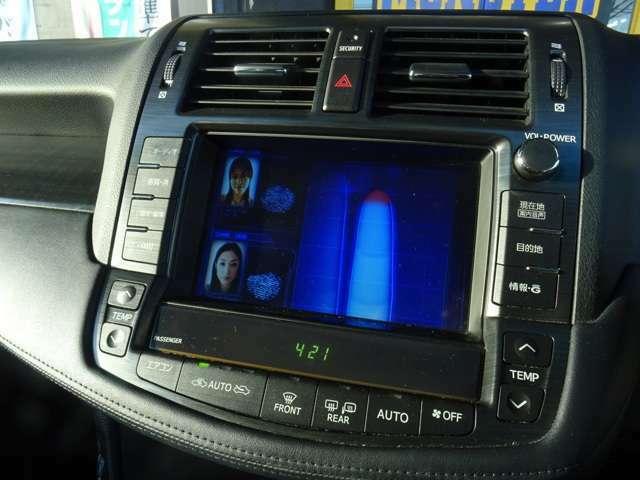 多機能なメディアに対応したHDDマルチです。フルセグTV/CD/DVDは勿論、音楽ブルートゥースにも対応しております。
