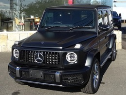 メルセデスAMG Gクラス G63 4WD AMGレザーEX/右H