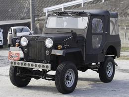 三菱 ジープ 2.7 ディーゼルターボ 4WD