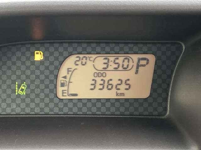 走行距離33,625km