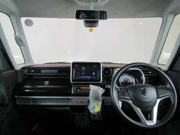 視界も広く運転しやすい一台です!