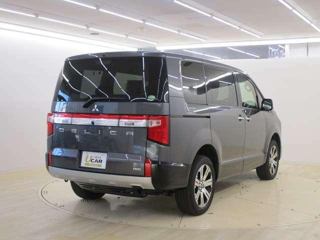 電動テールゲート 後側方車両検知 プライバシーガラス装備