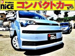 トヨタ スペイド 1.3 X Bluetooth・純正SDナビ・TV・スマートキー