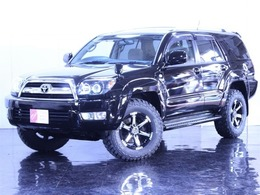トヨタ ハイラックスサーフ 3.4 SSR-G 4WD 後期仕様新品ホイール新品タイヤ新品ライト