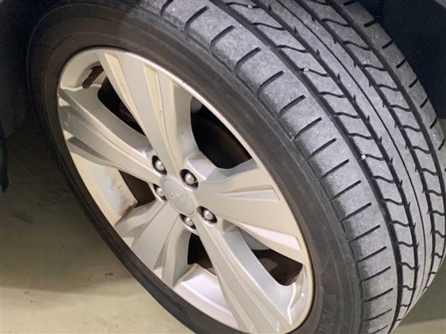 安心のヨコハマ製タイヤが装着されています!
