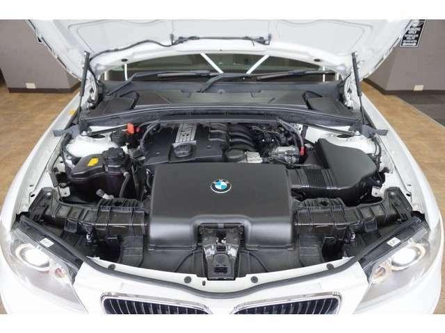 入庫時には高速テストを含む主要機関点検済みでエンジン・ミッション・エアコン等も、とても調子の良い116iでございます。