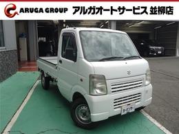スズキ キャリイ 660 KCエアコン・パワステ 3方開 4WD 5速マニュアル・CD