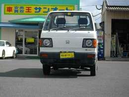 製造後25年経過しています輸出にどうぞ!日本初軽トラ4WD!お問合せ、ご来店の際は「カーセンサーを見た」とお伝えください。