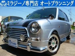ダイハツ ミラジーノ 660 ミニライトスペシャルターボ 5速MT 新規クラッチ交換 ハヤシAW 車高調