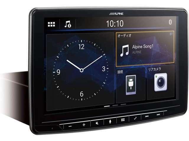 Aプラン画像:AppleCarPlay AndroidAuto?対応9型フローティング ディスプレイオーディオ