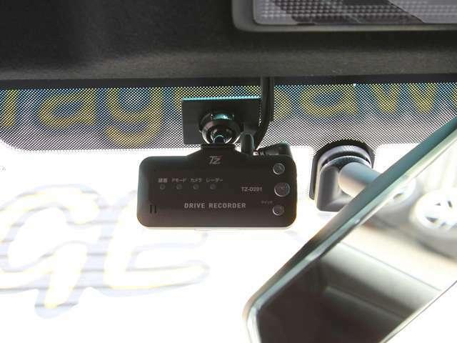 セルスター工業製TZ2カメラ対応ドライブレコーダー(TZ-D201)付!!