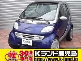 スマート クーペ ベースモデル キーレス/D車/左ハンドル