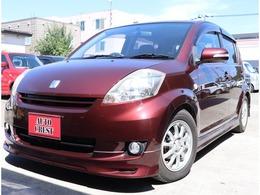 トヨタ パッソ 1.0 X アドバンスドエディション 4WD 4AT・ABS・SDナビ・TV・キーレス・4.1万k