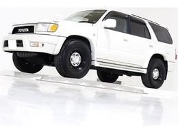 トヨタ ハイラックスサーフ 2.7 SSR-X プレミアムセレクション 4WD TOYOTAグリル レインボーメーター ナビTV