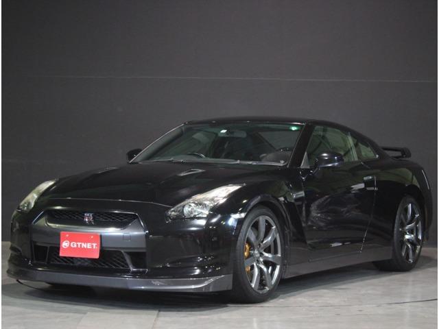 GT-R プレミアムエディション R35 4ED AT ターボ 入庫致しました!