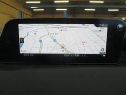 マツコネナビ♪第7世代になって、8.8インチモニターへ。画面タッチ&コマンダーの操作が可能です