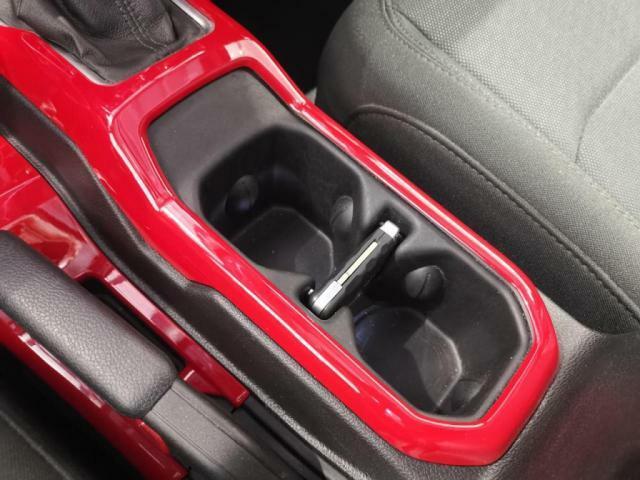 車のキーもこちらに保管することができる構造に。