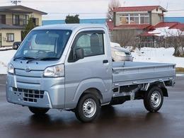 ダイハツ ハイゼットトラック 660 スタンダード 3方開 4WD 4WD 5MT オートライト届出済未使用車